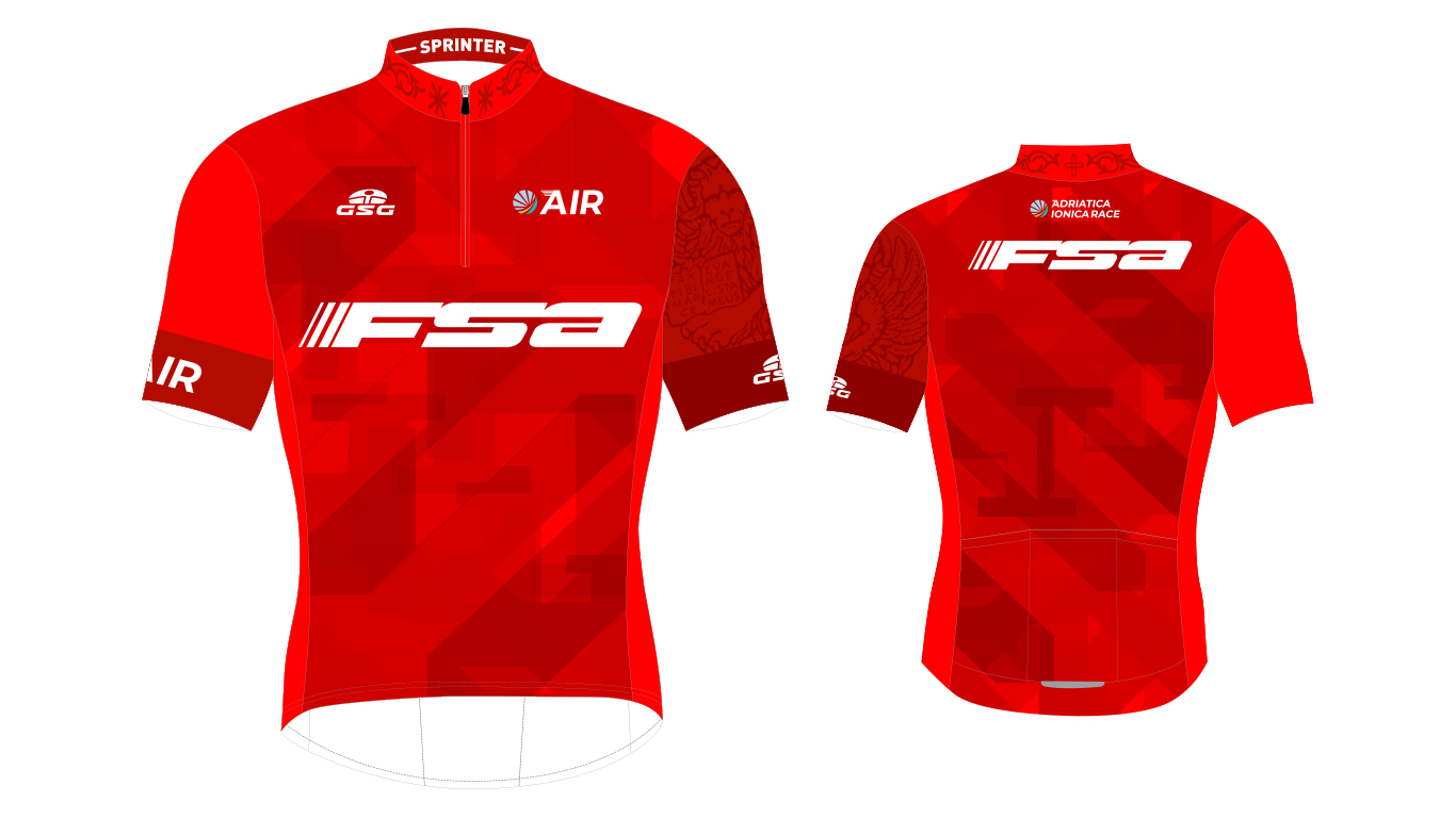 The FSA Red Jersey