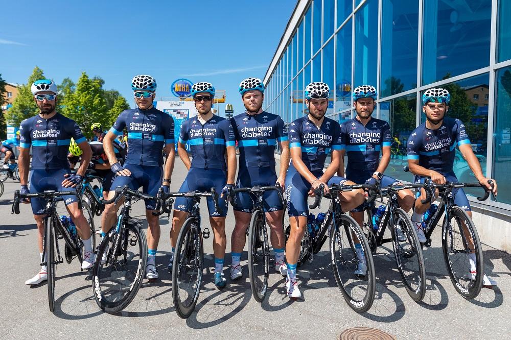 Team Novo Nordisk - Credits ©René Vigneron