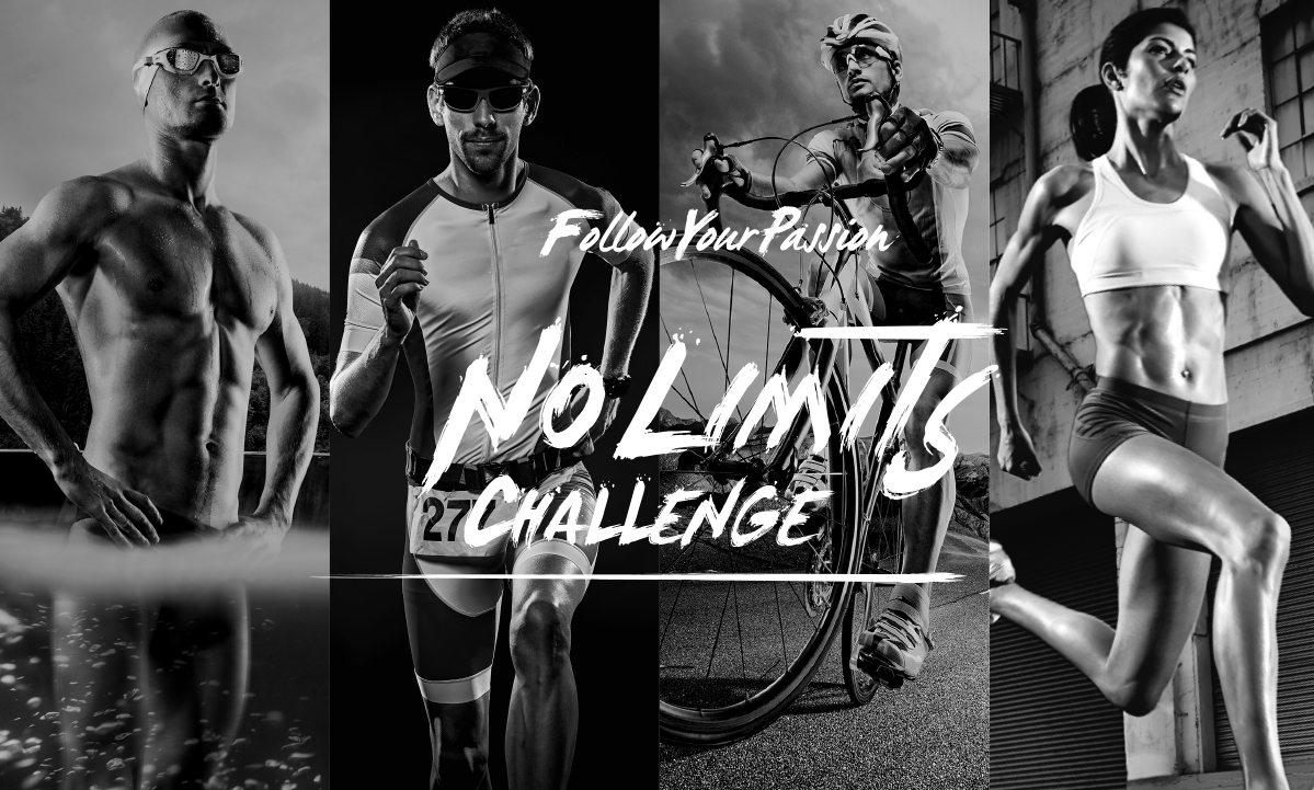 FollowYourPassion No Limits Challenge