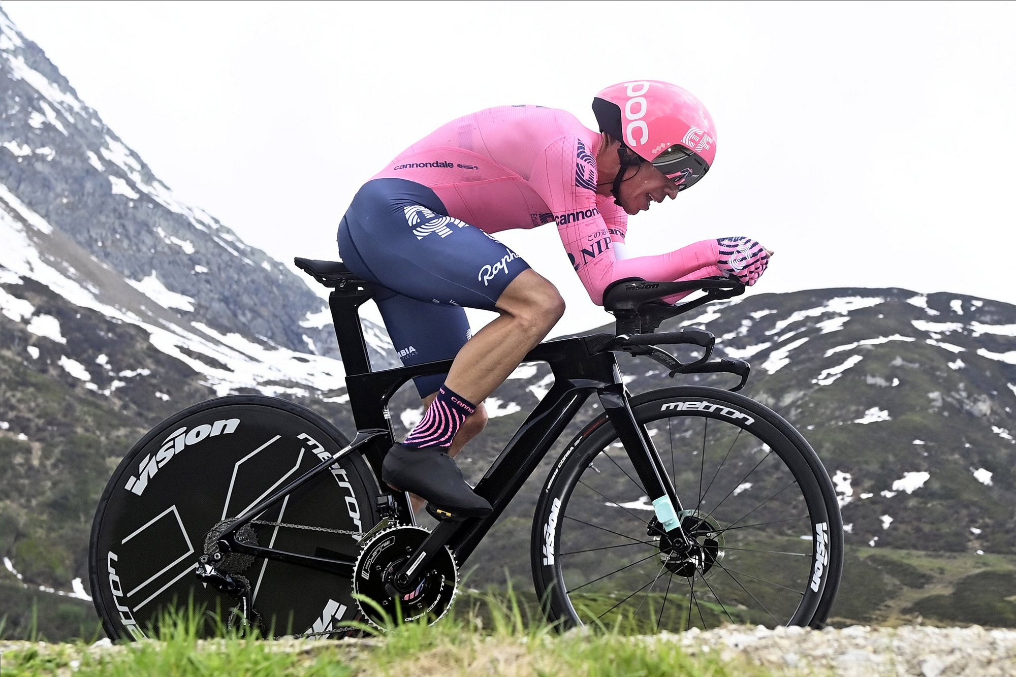 Rigoberto Uran, one of the best riders of the edition.