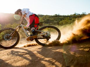 自行车与骑士的故事:LUCA COMETTI
