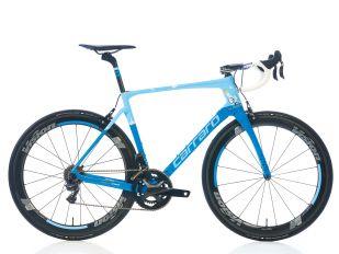 自行車是一塊畫布:Carraro Blue藍色海洋的故事