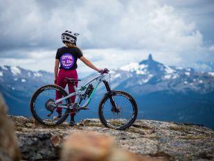 自行車與騎士的故事:REBECCA BEAUMONT