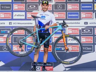A SPECIAL STEM'S STORY BEHIND KORETZKY'S WIN IN ALBSTADT WC