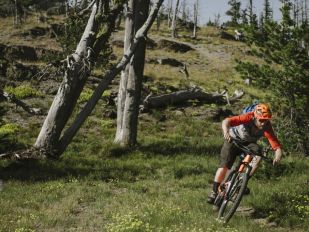 HOW TO RIDE SINGLETRACK FASTER THAN EVER