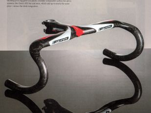 VELOMAG REVIEW: FSA PLASMA BAR