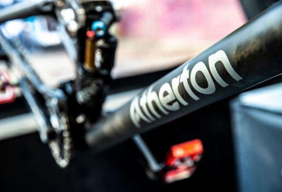 Atherton Bikes frame