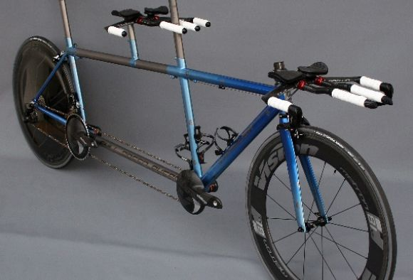 English Cycles produces very fast bicycles