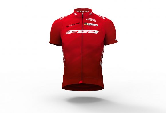 The 2019 Official Red Jersey