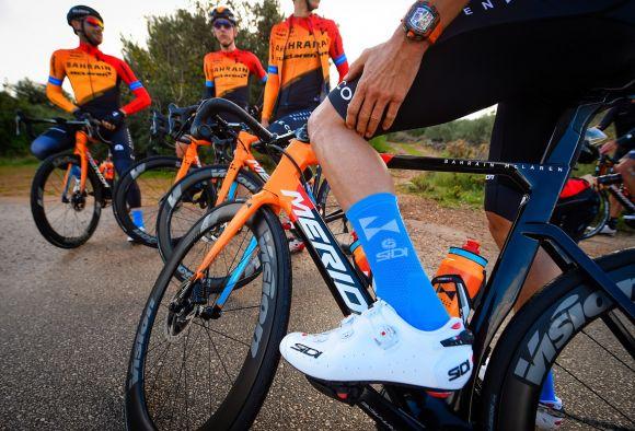 Merida bikes of TBM