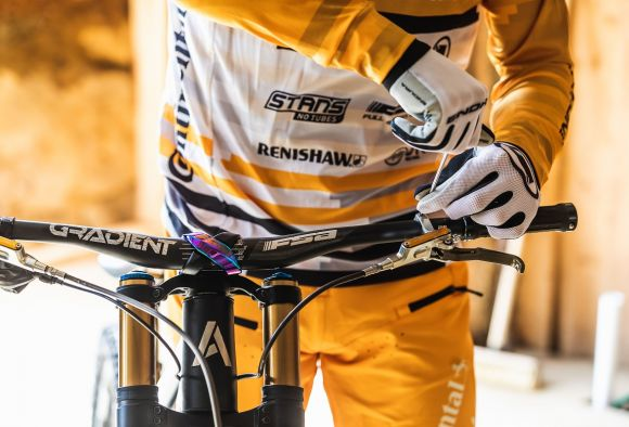 Team Atherton Racing chooses Gradient!