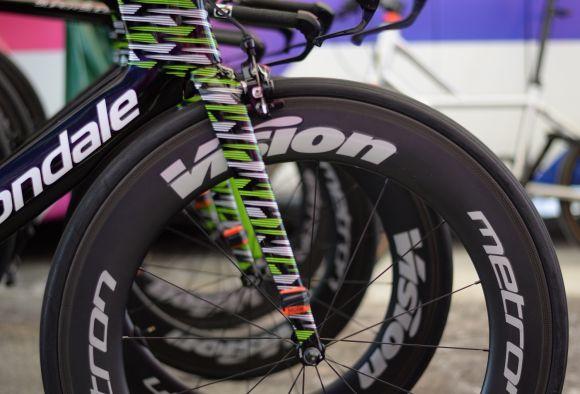 Metron Vision wheels