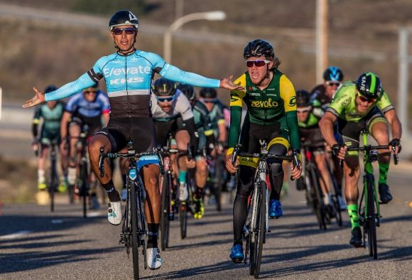 Alfredo Rodriguez (photo courtesy of Elevate KHS Cycling Team)