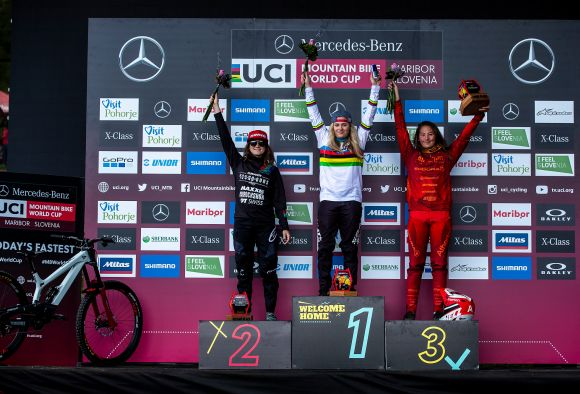 The final podium ( ph. Sven Martin)