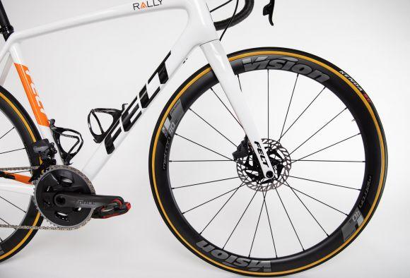 Rally Cycling bike