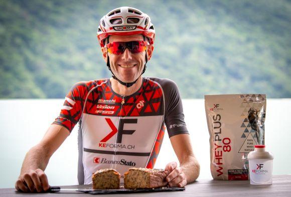 Tiziano Monighetti's Protein Bread