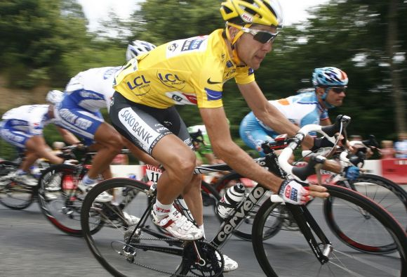 2008: Carlos Sastre's dream