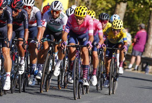 Alberto Bettiol at Tour de France (Ph. Bettini)